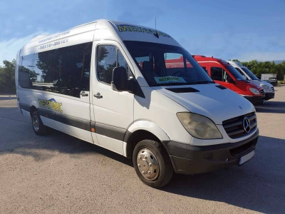 Mercedes-Benz-Sprinter, 6501