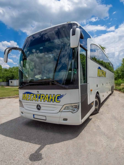Автобус Mercedes Travego 58+1 места, 3561